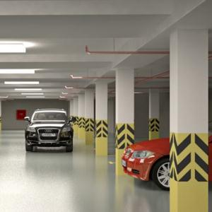 Автостоянки, паркинги Верхнетуломского