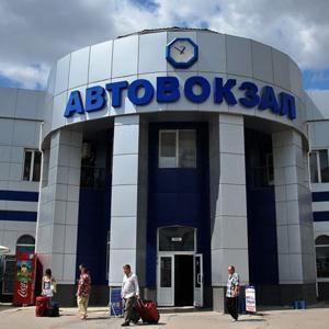 Автовокзалы Верхнетуломского