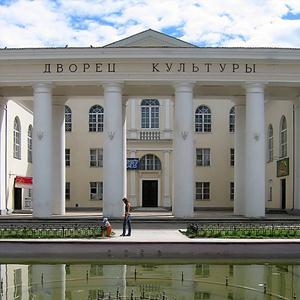 Дворцы и дома культуры Верхнетуломского