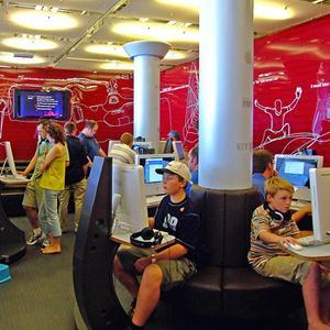 Интернет-кафе Верхнетуломского