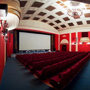 Кинотеатры Верхнетуломского