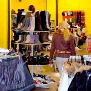Магазины одежды и обуви Верхнетуломского