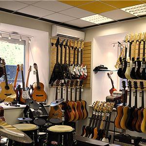 Музыкальные магазины Верхнетуломского
