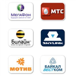 Операторы сотовой связи Верхнетуломского
