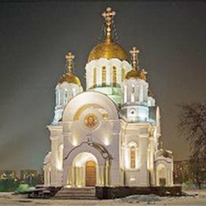 Религиозные учреждения Верхнетуломского