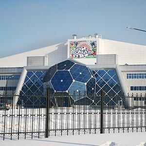Спортивные комплексы Верхнетуломского