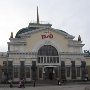 Железнодорожные вокзалы Верхнетуломского